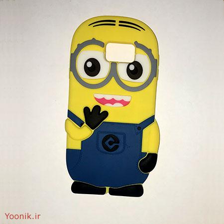قاب عروسکی مینیون سامسونگ نوت Samsung Note5