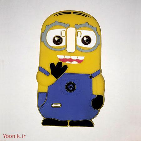 قاب عروسکی مینیون الجی جی 4 استایلوس LG G4 Stylus