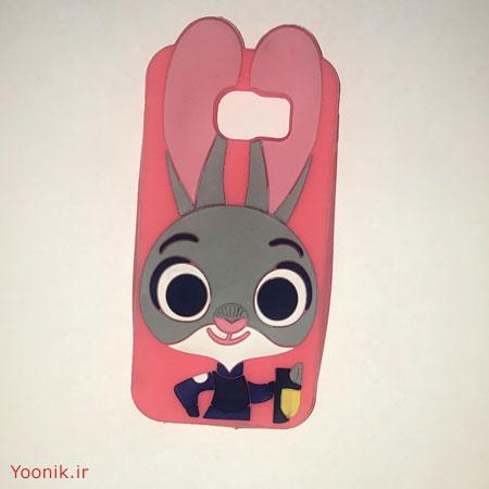 قاب عروسکی خرگوش سامسونگ Samsung S6