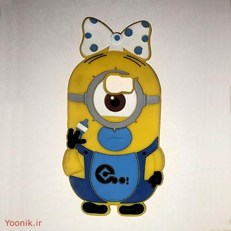 قاب عروسکی مینیون سامسونگ Samsung S7
